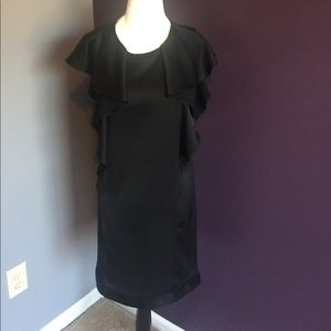 EUC {TopShop} little black dress